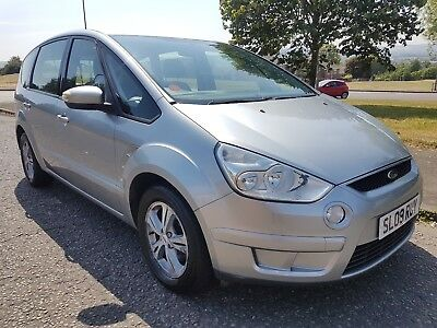 1 OWNER FROM NEW - Ford S-Max 2.0 tdci Diesel AUTOMATIC Economical auto 7 Seater