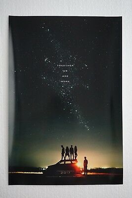 SDCC 2016 Power Rangers Movie Poster 13x20 Lionsgate Exclusive