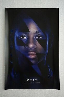 SDCC 2016 Power Rangers Movie Billy Poster 13x20 Lionsgate Exclusive