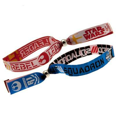 Star Wars Rogue One Festival wristbands Rebel