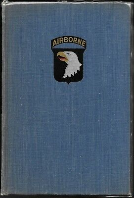 Rendezvous With Destiny 101st Airborne Div - 1948 Signed by 15 -Band of Brothers