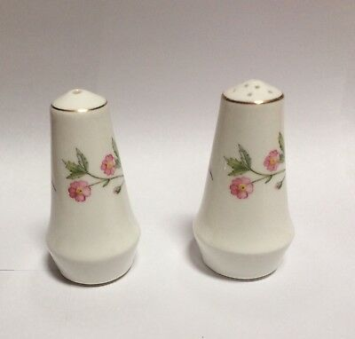 Minton Meadow Salt & Pepper Shaker Set