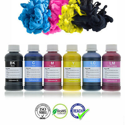 Dye Sublimation Inks for Epson 1410 1430 Printers refillable cartridges or CISS