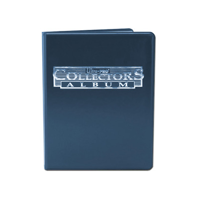 Collectors Album 9 Pocket | Blue | Ultra Pro | Holds 180 Cards  | BRAND NEW