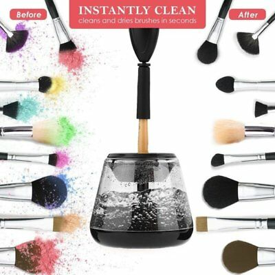 Electric Makeup Cosmetic Brushes Brush Cleaner Drying Washing Machine Tools VP