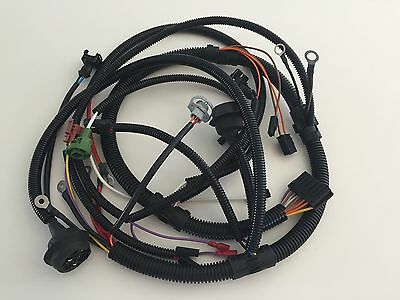 New engine Bay Wiring Loom/faisceau moteur neuf Renault 5 Gt Turbo Ph2 / Mk2