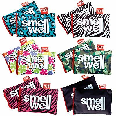 Smell Well Odour Eliminator Smell Proof Shoe Freshener Deodorizer MoistureAbsorb