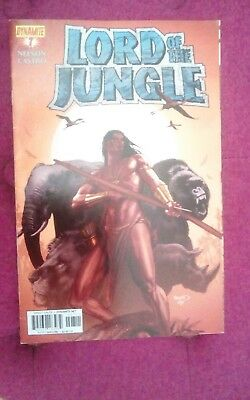 Dynamite Lord of the jungle comic, good condition