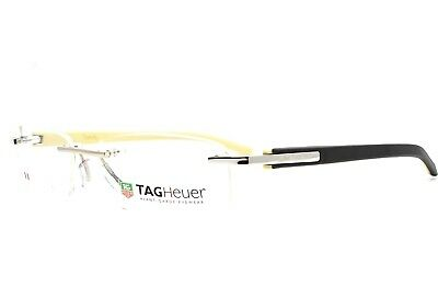 TAG HEUER TRENDS 8108 012 54-17-140 Rimless New Authentic Eyeglasses