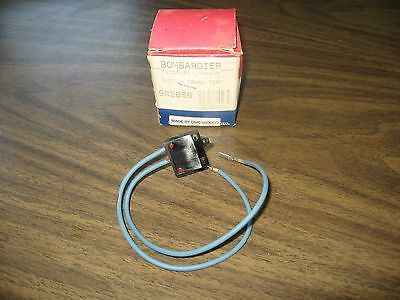 Omc Sterndrive Shift Switch 982886 Oem