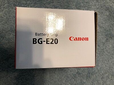 AUTHENTIC Canon BG-E20 Battery Grip for EOS 5D Mark IV / Brand New