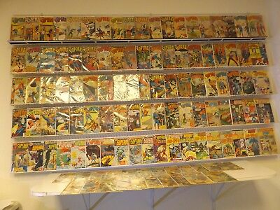 Huge Lot 115+Comics W/ Silver/Bronze Age Superboy, Brave and the Bold Avg GVG!!