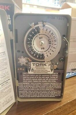 Tork Mechanical Time Switch