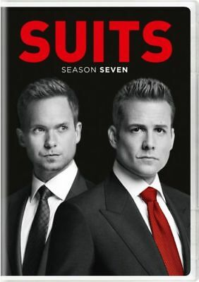 Suits: Season Seven 7 - Brand New & Sealed - Free Shipping - DVD