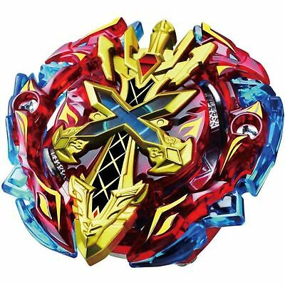 Xeno Xcalibur / Excalibur Burst Beyblade Starter w/ Launcher & Grip B-48 (Boxed)