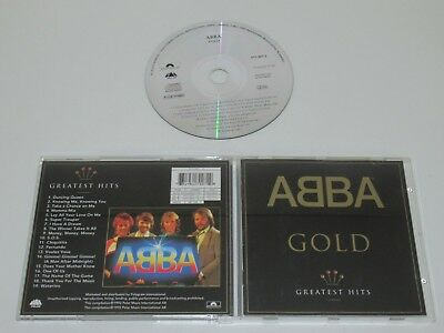Abba/gold Greatest Hits(Polydor 517 007-2) Cd Album