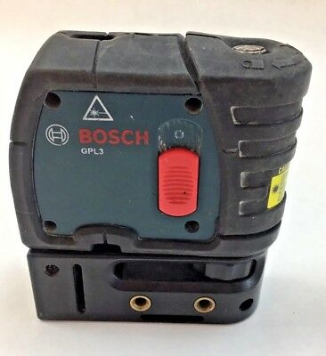 Bosch Professional GPL 3 Self Leveling Aligment Laser