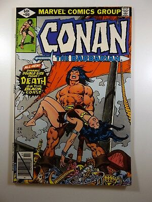 """Conan the Barbarian #100 """"Death of Belit!"""" VF-NM Condition!!"""