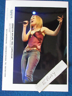 "Original Press Photo - 7""x5"" - DIDO - 2004 - A"