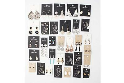 Wholesale Jewelry Lot - Stud Earrings 100 pairs High Quality Studs Free Shipping
