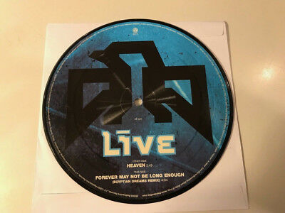 Live Heaven Picture Disc