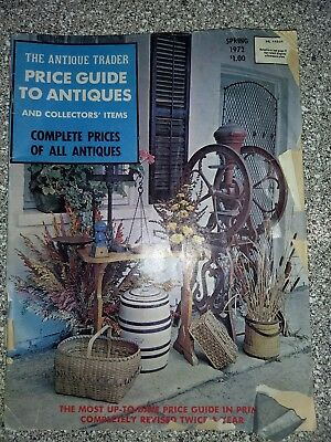 The Antique Trader Price Guide to Antiques and Collectors' Items, Spring 1972