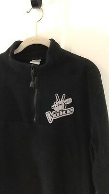 THE VOICE SEASON 3 Half Zip Fleece
