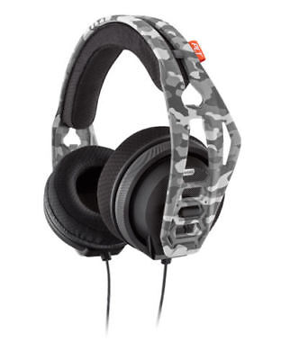 PS4 Plantronics RIG 400HX URBAN CAMO NO Mic Gaming Headset ONLY  for PS4 NEW