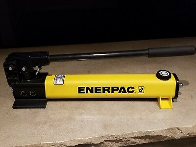 Enerpac P-391 Hydraulic Hand Pump 10,000Psi Usa Made New