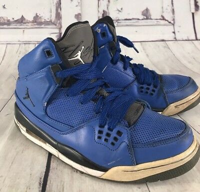 more photos eb756 fffbf Nike Air Jordan SC-1 Varsity Royal Black Men s 9 High Tops