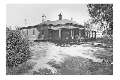 DENILIQUIN 'old' Police Station Macauley St  modern digital Photo Postcard