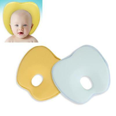 Durable Baby Prevent Flat Head Rest Support Pillow Kid Sleep Fixing Cushion FI