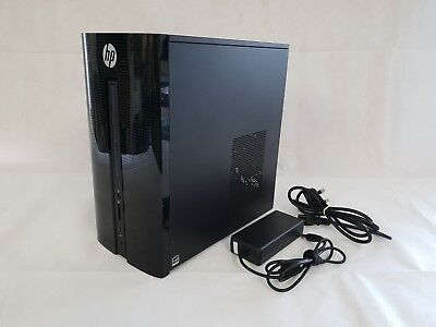 HP 460-A080NA DESKTOP PC AMD A8-7410 QUAD CORE 2.2GHz 8GB RAM 1TB HDD WIN 10