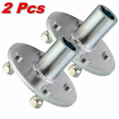 """Pair Go-Kart 4""""x4"""" Live Axle Hub 1"""" bore inner and 3/4"""" outer KD4x4LAH Durable 2"""