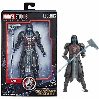 "Marvel Legends 6"" MCU Studios the First Ten Years Ronan Guardians of Galaxy New"