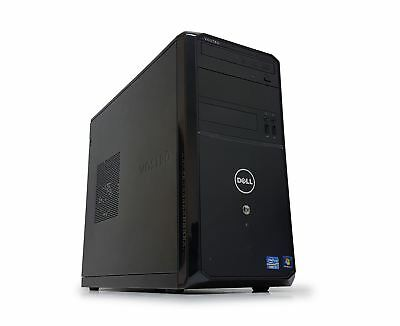 Dell Vostro 270 PC | Intel Core i3 3rd Gen 8GB 1000GB | HDMI USB 3.0 Win 10
