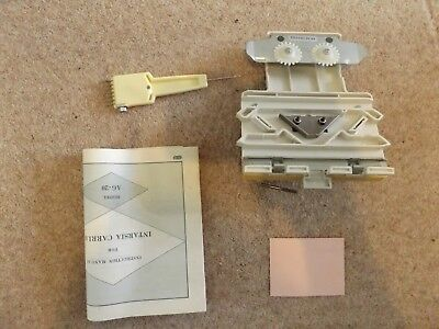 Intarsia Carriage Model AG-20 For Knitmaster Knitting Machine Silver Reed Craft