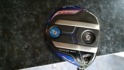 Bois COBRA King F7 3-4 Graphite Regular