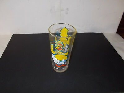 Big Baby Huey 16 oz Glass Pepsi With White Letters