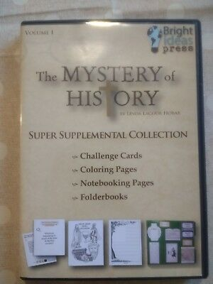 The Mystery Of History Volume 1 Super Supplemental Collection, excell. condition