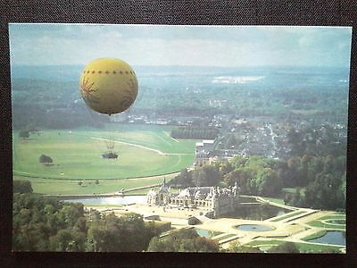 Cpm Le Plus Large Ball Of The World Castle Of Chantilly
