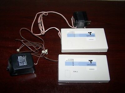 LOT OF Two (2) INOVONICS WIRELESS SUBMETERING TAPWATCH 2 REPEATERS FA5570