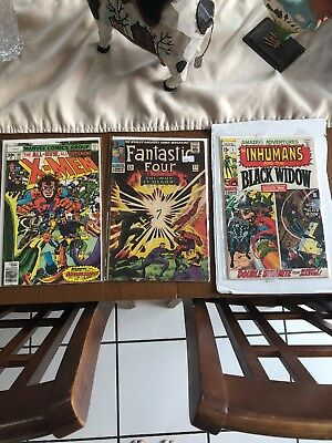 Marvel and DC comic book lot including astonishing tales # 25