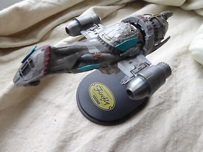 Qmx Mini Masters Firefly Serenity Display Maquette Loot Crate Exclusive