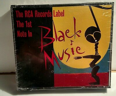 The RCA Records Label: The First Note in Black Music [Box] by Various Artists (C