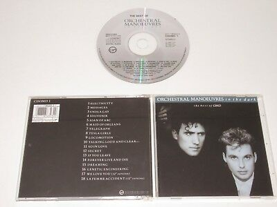 Orchestral Manoeuvres in the dark / the Best of Omd (Virgin CDOMD1) CD