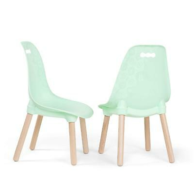 B. spaces by Battat – Kid-Century Modern: Trendy Toddler Chair Set of Two Kids –
