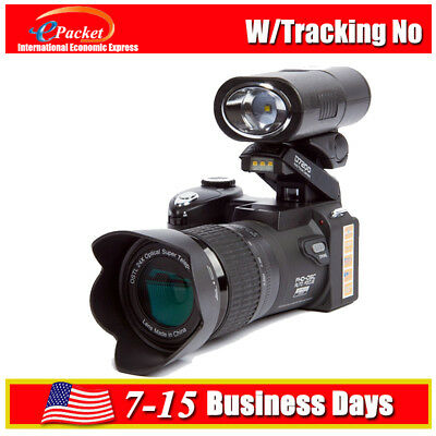 """POLO D7200 13MP Digital Camera Camcorder 3.0"""" 24× Optical Zoom Suppots HD Video"""