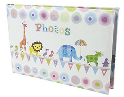 """Animals 20 Pictures JSP Small 20 Photos Slip In Photo Album 6""""x4"""" Quality (kcg)"""