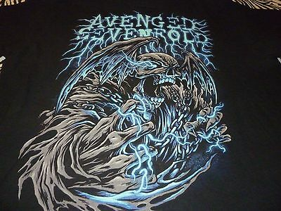 Avenged Sevenfold Tour Shirt ( Used Size XL Missing Tag ) Good Condition!!!